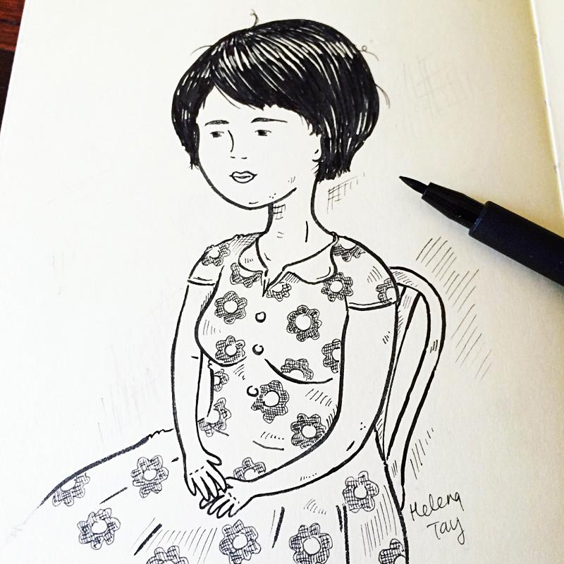 Perth_art_Illustrator_helena_tay_inktober_3