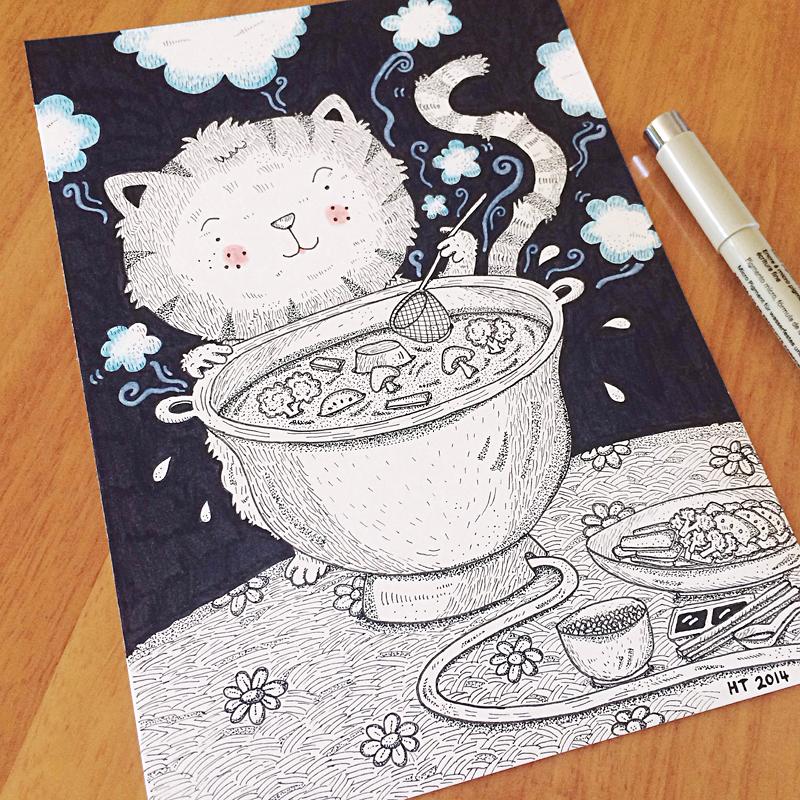 Perth_illustrator_Helena_Tay_portraits_5