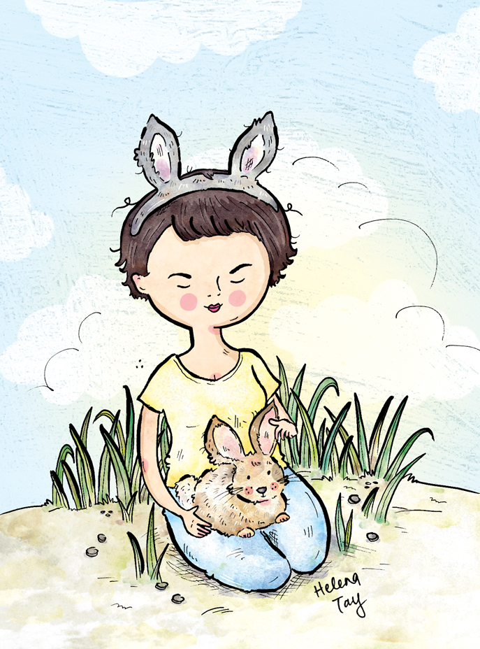 Girl_bunny_children_illustration