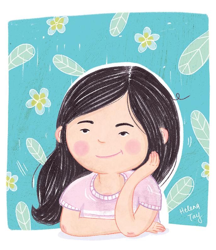 Daydream-girl