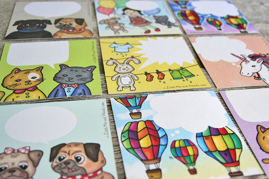 Little_Mo_and_Friends_perth_greeting_cards