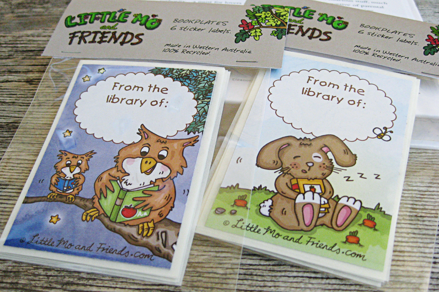 Little_Mo_and_Friends_perth_stationery