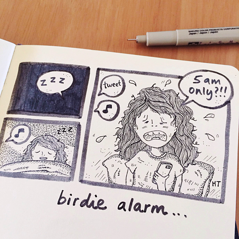 Perth_Illustrator_comics_alarm