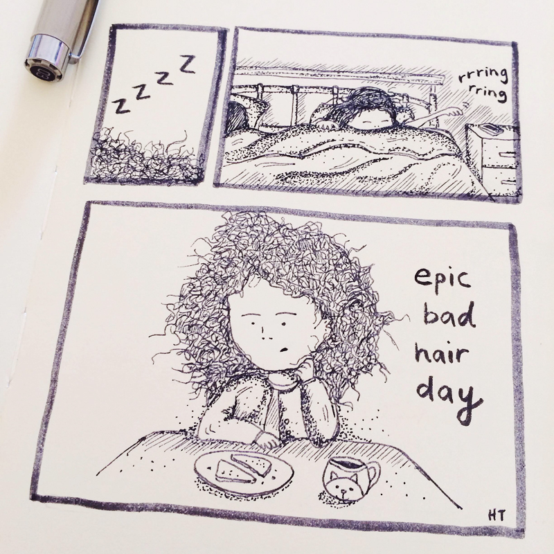 Perth_Illustrator_comics_bad_hair